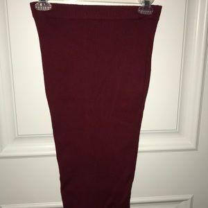 Dresses & Skirts - Knit pencil skirt